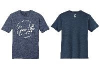 Give Life Script Important Tee Style #: YFCMWT1-DT6000
